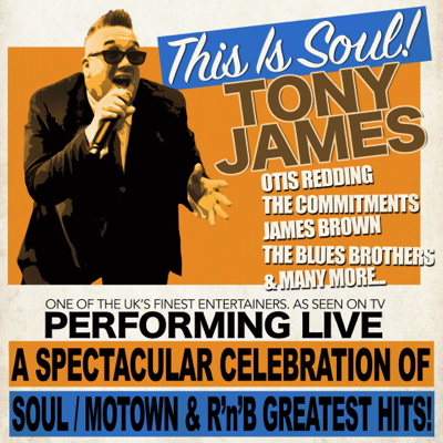 This Is Soul - Tony James Live Solo Singer