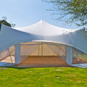 Lux Marquees Stretch Marquee