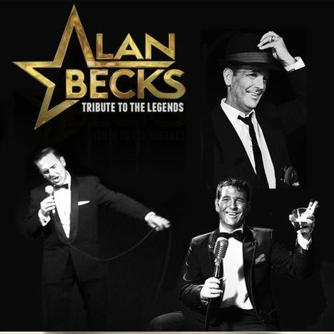 Alan Becks Tribute to the Legends - Singer , Leeds, Tribute Band , Leeds, Impersonator or Look-a-like , Leeds,  Rat Pack & Swing Singer, Leeds Wedding Singer, Leeds Frank Sinatra Tribute, Leeds