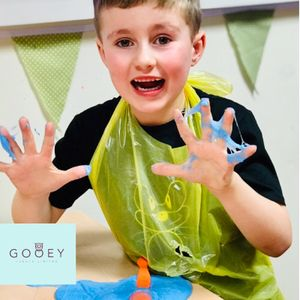 Gooey Events Games and Activities