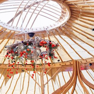 LoveYurts.events Yurt