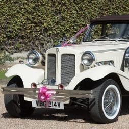 Sherwood Wedding Cars Vintage & Classic Wedding Car