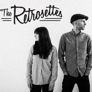 The Retrosettes duo Folk Band