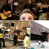 Hilltop Ceilidh / Barn Dance Band World Music Band