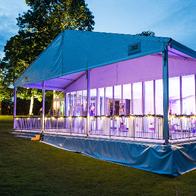 Big Trampoline Party Tent