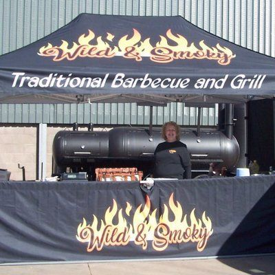 Wild & Smoky Mobile Caterer