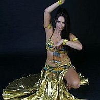 Khalisha Bellydancer and Snake Dancer Dance Act