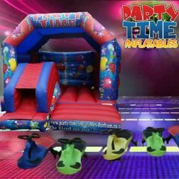 Party Time Inflatables - Children Entertainment , County Durham,  Bouncy Castle, County Durham