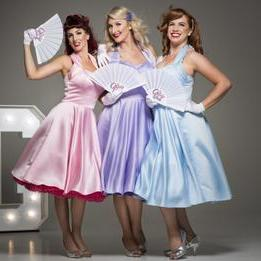 The Candy Girls Swing Band