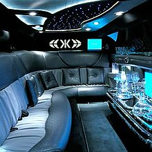 Limo Hire Party Bus