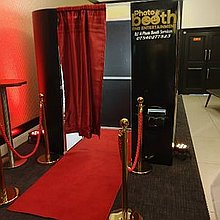 Rnb Entertainment Photo Booth