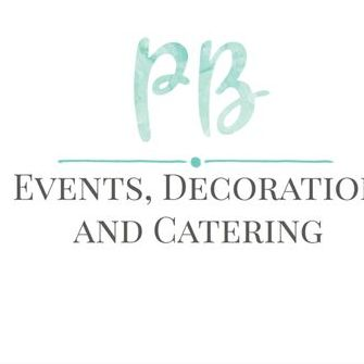 PB Special Events Decoration and Catering Sweets and Candies Cart