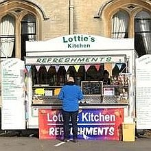 Lottie's Kitchen Burger Van