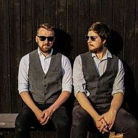 The Bearded Acoustic Duo Wedding Music Band