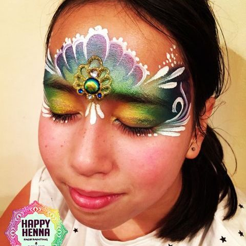Happy Henna Face Painting and Body Art - Children Entertainment , East Grinstead, Event Staff , East Grinstead,  Face Painter, East Grinstead