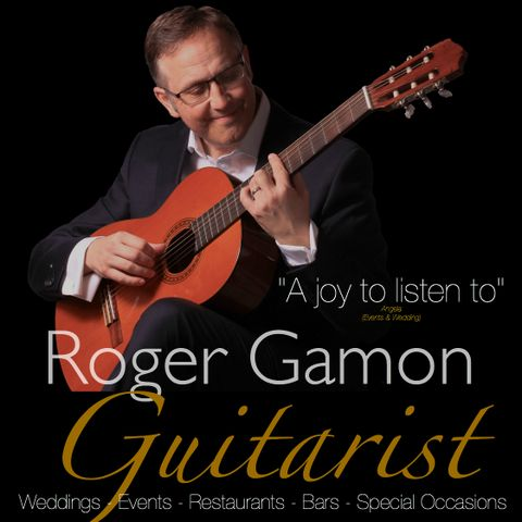 Roger Gamon - Solo Musician , Manchester,  Guitarist, Manchester
