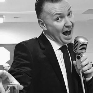 Mark Walker Sings Swing Swing Band