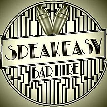 Speakeasy Bar Hire Cocktail Bar