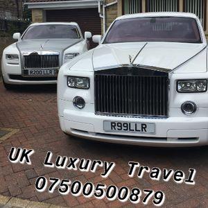 UK LUXURY TRAVEL Wedding car