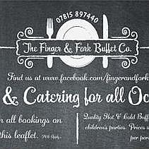 The Finger & Fork Buffet Company Wedding Catering