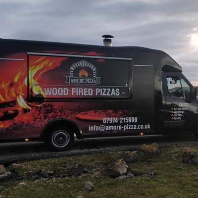 Amore-Pizza Food Van