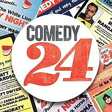 Comedy 24 Comedian