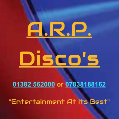 A.R.P. Discos & Silent Disco's. Smoke Machine