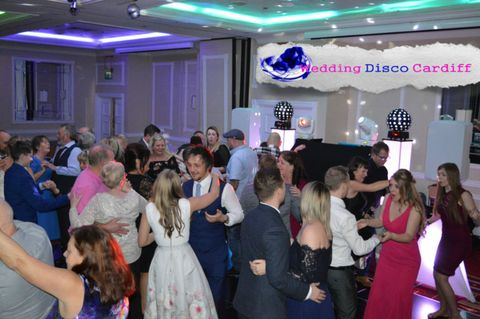 Wedding Disco Cardiff DJ