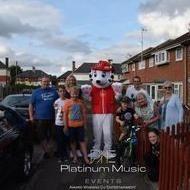 Children's Parties - Platinum Music & Events Face Painter