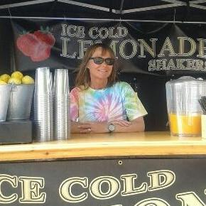 The Island lemonade Co Mobile Bar