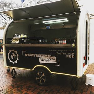 Southside Wrappers Food Van