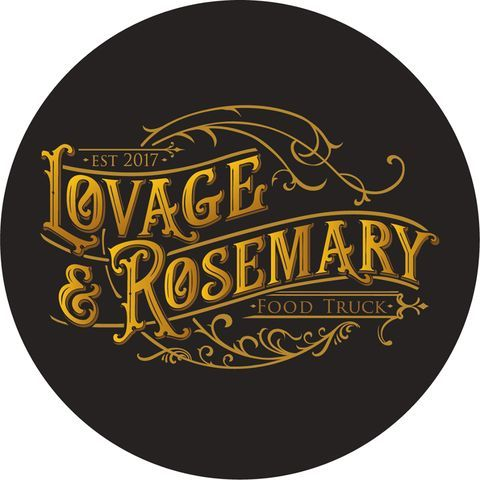 Lovage and Rosemary Mobile Caterer