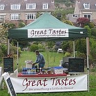 Great Tastes Burger Van