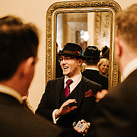 Magician Max Rendall Wedding Magician
