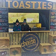 Gourmet Cheese Toasties Street Food Catering