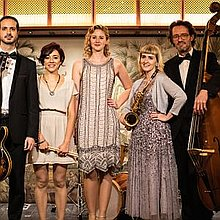 Roaring '20s Jazz Band Tribute Band