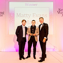 Matty Evans Magic Wedding Magician