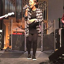 Monique Alexis Gospel Singer