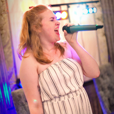 Becky Chamberlain Jazz Singer