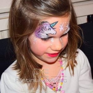 Platinum Face Painting Children Entertainment