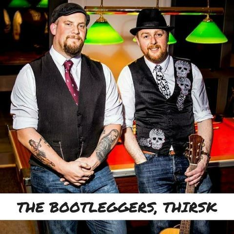 The Bootleggers, Thirsk - Live music band , North Yorkshire,  Function & Wedding Band, North Yorkshire Acoustic Band, North Yorkshire Live Music Duo, North Yorkshire Rock Band, North Yorkshire Blues Band, North Yorkshire Pop Party Band, North Yorkshire Country Band, North Yorkshire