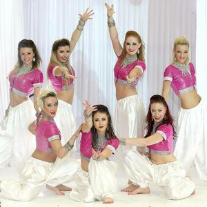 Bollywood Belles Dance show