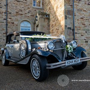 SLS Wedding Cars Chauffeur Driven Car