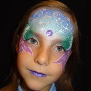 Rosie Posie Face Painting Face Painter