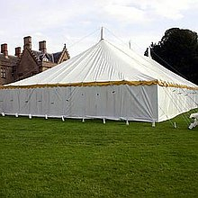 The marquee company Stretch Marquee