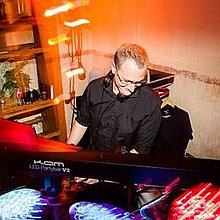 UK Party DJ DJ