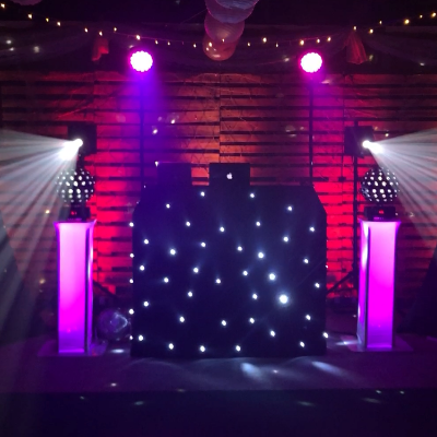 Wyld Parties Wedding DJ
