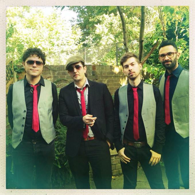 FLYIN' SHOES BLUES BAND - Live music band Tribute Band  - Greater London - Greater London photo