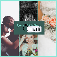 Your Wedding Filmed Photo or Video Services