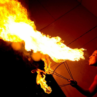 SD Entertainment Fire Eater